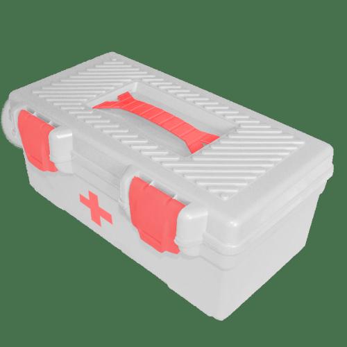 Пластиковий ящик для аптечки
