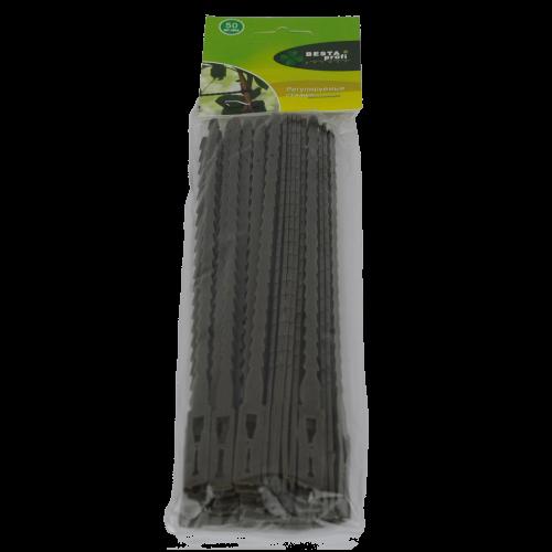 Хомути (стяжки) які регулюються 160 мм набір 50 шт